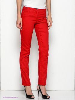 Брюки Femme                                                                                                              красный цвет