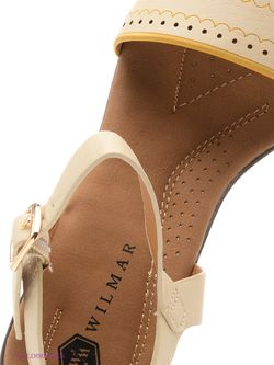 Туфли Wilmar                                                                                                              бежевый цвет