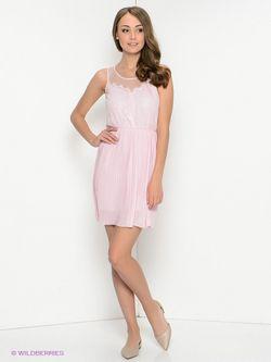 Платья Kira Plastinina                                                                                                              розовый цвет