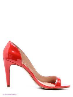 Туфли Velvet                                                                                                              красный цвет