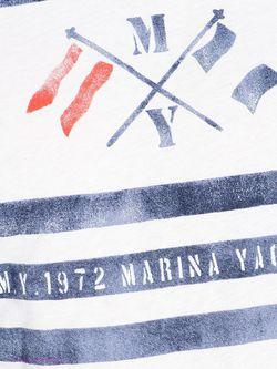 Футболки Marina Yachting                                                                                                              белый цвет