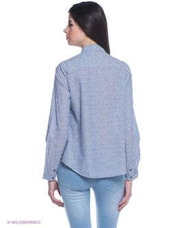 Рубашки Easy Wear                                                                                                              голубой цвет