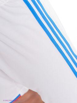 Шорты Adidas                                                                                                              белый цвет