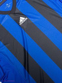 Лонгсливы Adidas                                                                                                              синий цвет
