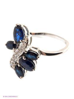 Ювелирные Кольца Art Silver                                                                                                              синий цвет