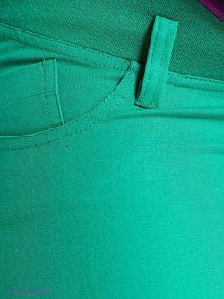 Шорты One plus One                                                                                                              зелёный цвет