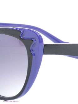 Солнцезащитные Очки Bijoux Land                                                                                                              синий цвет