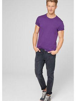 Футболки s.Oliver                                                                                                              фиолетовый цвет