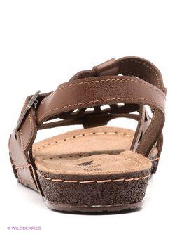 Босоножки Best Walk                                                                                                              коричневый цвет