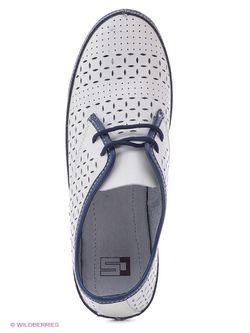 Ботинки Calipso                                                                                                              синий цвет