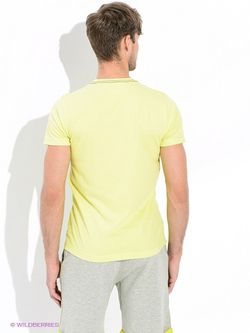 Футболки Tommy Hilfiger                                                                                                              желтый цвет