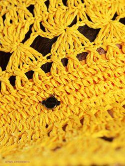 Шляпы Seeberger                                                                                                              желтый цвет