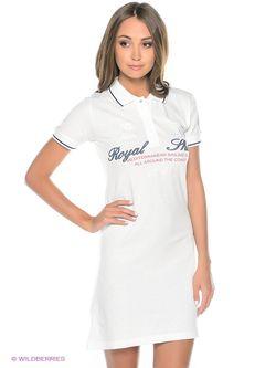 Платья Ocean66                                                                                                              белый цвет
