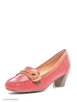 Туфли Palazzo D'oro                                                                                                              красный цвет