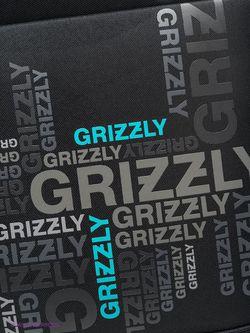 Сумки Grizzly                                                                                                              голубой цвет