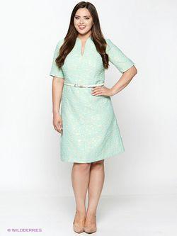 Платья Amelia Lux                                                                                                              зелёный цвет