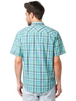 Рубашки TOM TAILOR                                                                                                              зелёный цвет