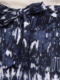 Брюки TOM TAILOR                                                                                                              синий цвет