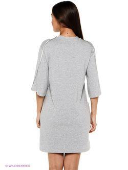 Платья Форма                                                                                                              серый цвет