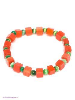 Браслеты Migura                                                                                                              оранжевый цвет