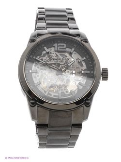 Часы Kenneth Cole                                                                                                              Серебристый цвет