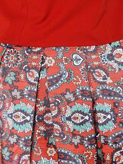 Платья TOPSANDTOPS                                                                                                              красный цвет
