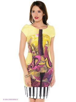 Платья TOPSANDTOPS                                                                                                              желтый цвет