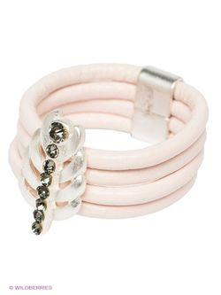 Кольца Krikos                                                                                                              розовый цвет