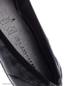 Балетки Tamaris                                                                                                              чёрный цвет