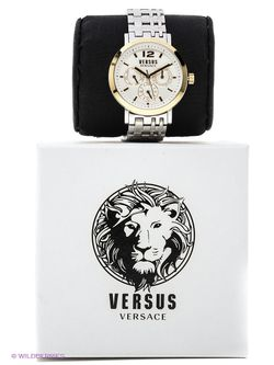Часы Versus                                                                                                              Серебристый цвет