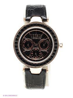 Часы Versace Versus                                                                                                              чёрный цвет