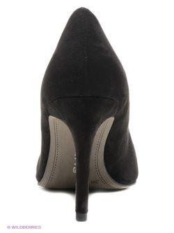 Туфли Tamaris                                                                                                              чёрный цвет