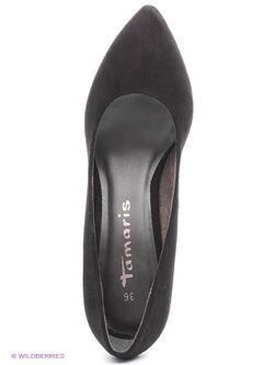 Туфли Tamaris                                                                                                              Антрацитовый цвет