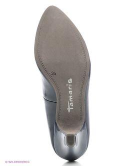 Туфли Tamaris                                                                                                              синий цвет