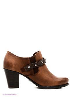Ботинки Tamaris                                                                                                              коричневый цвет