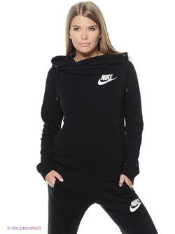 Свитшоты Nike                                                                                                              черный цвет