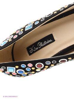 Туфли Kira Plastinina                                                                                                              чёрный цвет