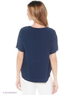 Блузки Zarina                                                                                                              синий цвет
