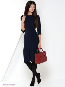 Платья Zarina                                                                                                              синий цвет