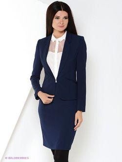 Жакеты Zarina                                                                                                              синий цвет