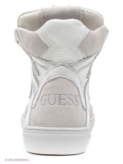 Кеды Guess                                                                                                              белый цвет