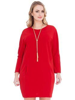 Платья Goddiva                                                                                                              красный цвет