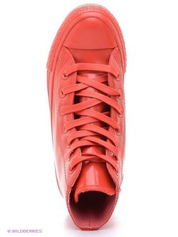 Кеды Converse                                                                                                              красный цвет