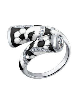 Ювелирные Кольца SOKOLOV                                                                                                              серебристый цвет