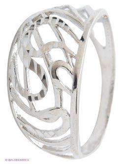 Ювелирные Кольца ЭСТЕТ                                                                                                              серебристый цвет