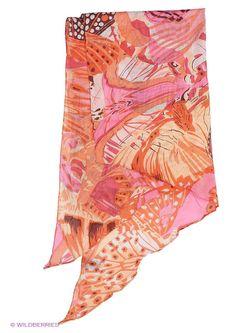 Палантины Laura Milano                                                                                                              оранжевый цвет