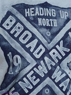 Футболка Broadway                                                                                                              голубой цвет