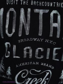 Футболка Broadway                                                                                                              чёрный цвет