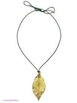 Колье Ester Bijoux                                                                                                              Золотистый цвет