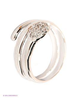 Кольца Krikos                                                                                                              серебристый цвет